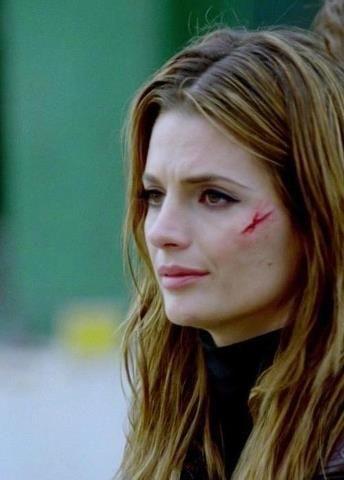 'Warrior' Detective Kate Beckett #Castle #Beckett
