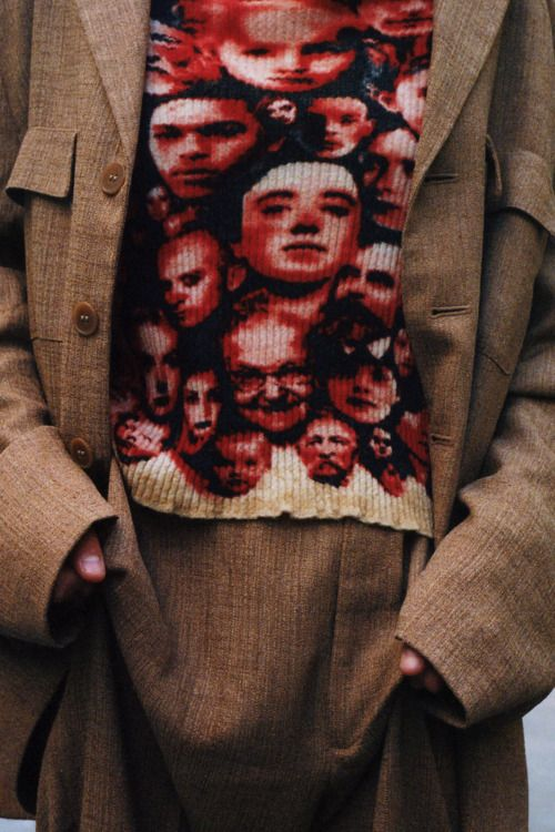 Clothing that create HALO - lukasschwering:  jean paul gaultier archive