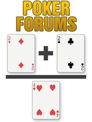 Poker Strategy Forum