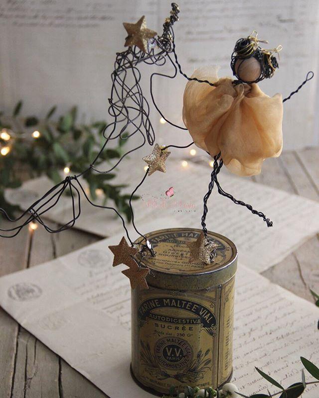 Unique creations by Fili di Poesia Believe in magic