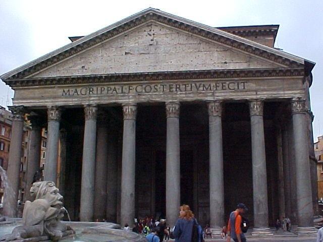 The Pantheon - Paris