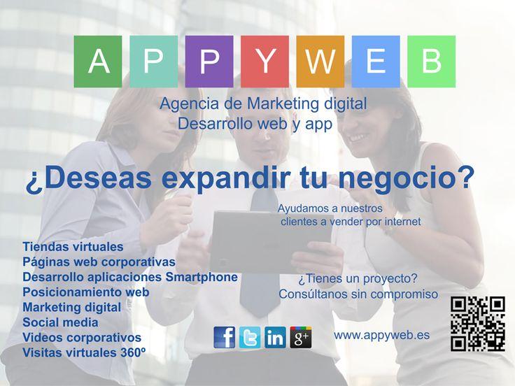 Desarrollo web y marketing digital