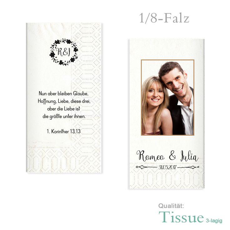 Servietten bedrucken zur Hochzeit #Vintage #Tissue #Servietten #bedruckteServietten #drucken #Serviettentechnik #Hochzeit #Geburtstag #Geschenk