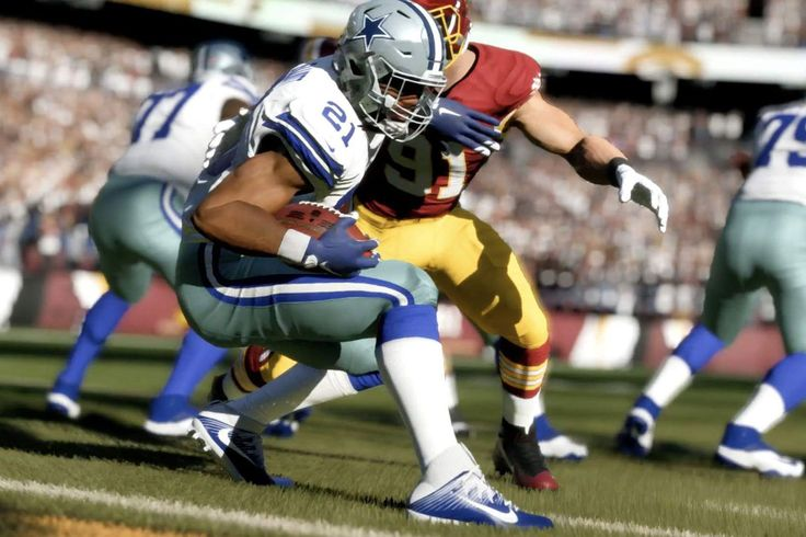Every NFL team is involved in EA's 'Madden' eSports tournament Youve seen conventional sports teams dip their toes in the eSports waters before but probably not like this. EA is launching the Madden NFL Club Championship today and itll have official involvement from all 32 NFL teams  the first time an American sports league has fully committed itself to an eSports tournament. Youll qualify online in Madden 18 between now and October 16th but the best players will square off in tournaments in…