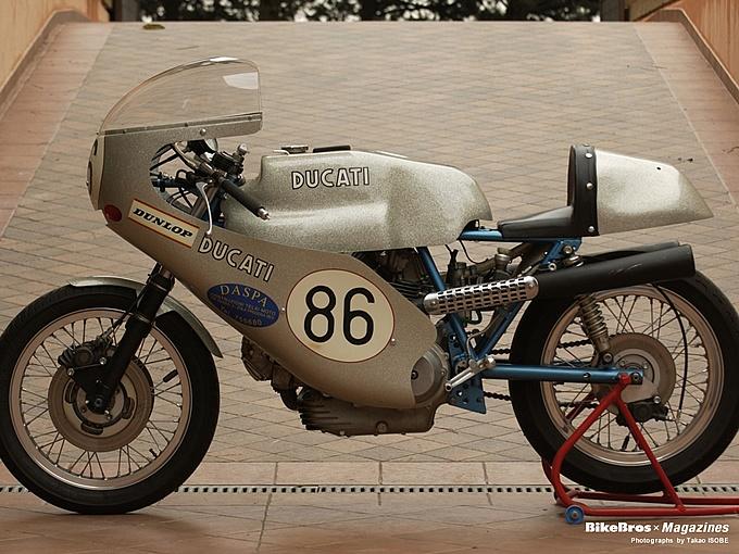 ドゥカティ 750 IMOLA 1973 FACTORY バイク壁紙集