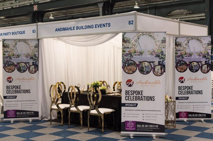 Exhibition stand : Andimahle