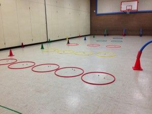 Adapted PE ideas