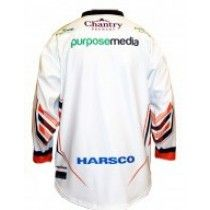 Steelers Child Away Replica Jersey - White