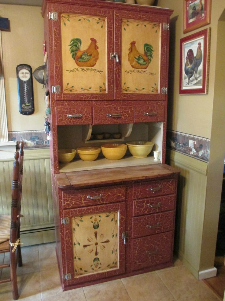 Best 151 Best Hoosier Cupboard Images On Pinterest Kitchen 640 x 480