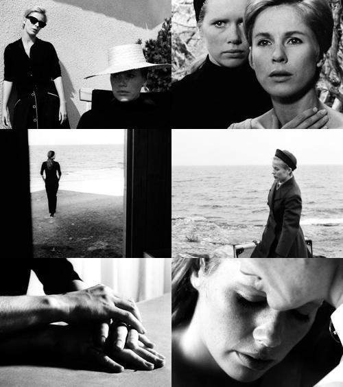 Ingmar bergman movie with sister alma