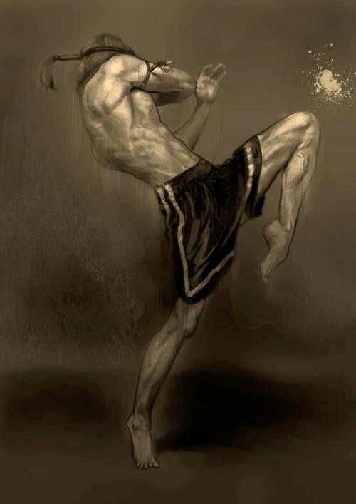 .Muay Thai, Thai Boxing, /