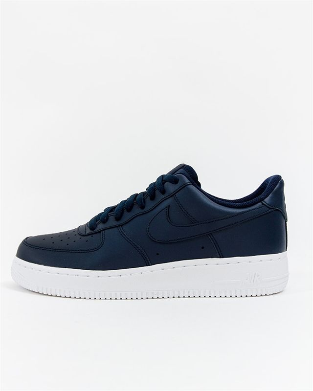 reputable site 3256c 7b5e4 Nike Air Force 1 ´07 - AA4083-400 - ObsidianObsidian-White