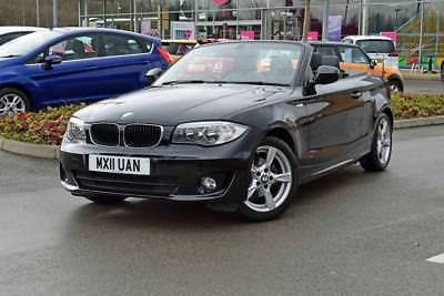 2011 BMW 1 SERIES BMW 118d Convertible Sport 2dr: £8,699.00 End Date: Sunday Mar-18-2018 18:35:53 GMT Add to watch list