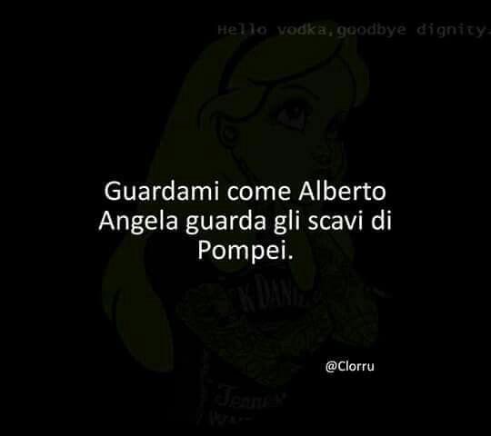 Alberto Angela Pompei - Angelers