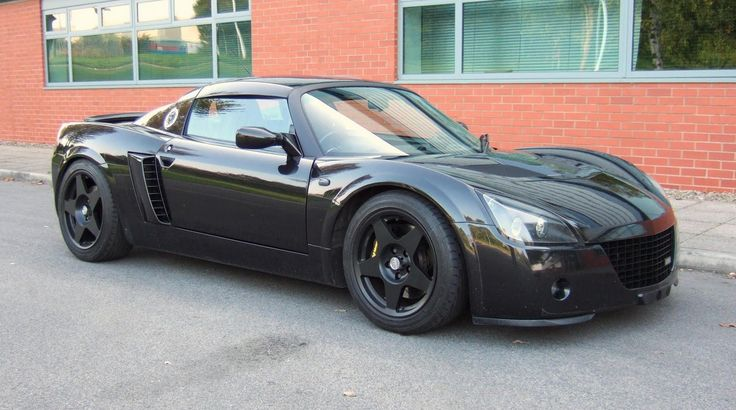 Attractive Vauxhall VX220