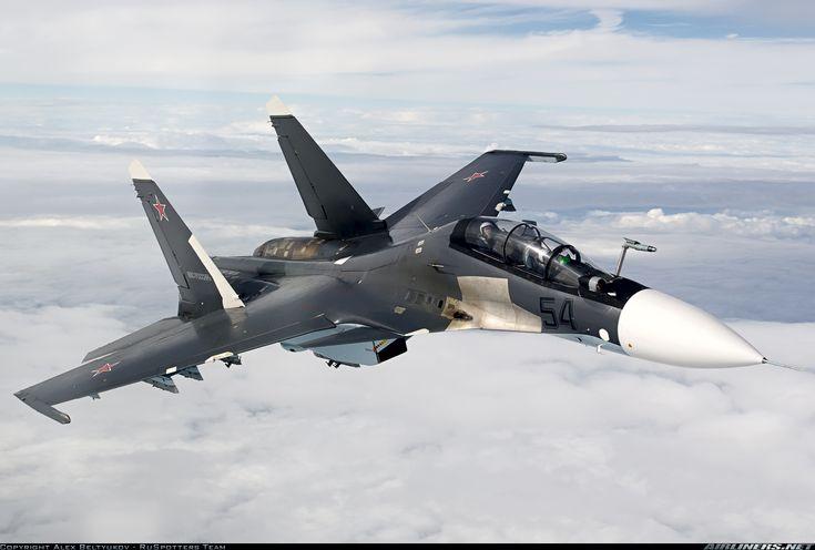 Sukhoi Su-30SM aircraft picture