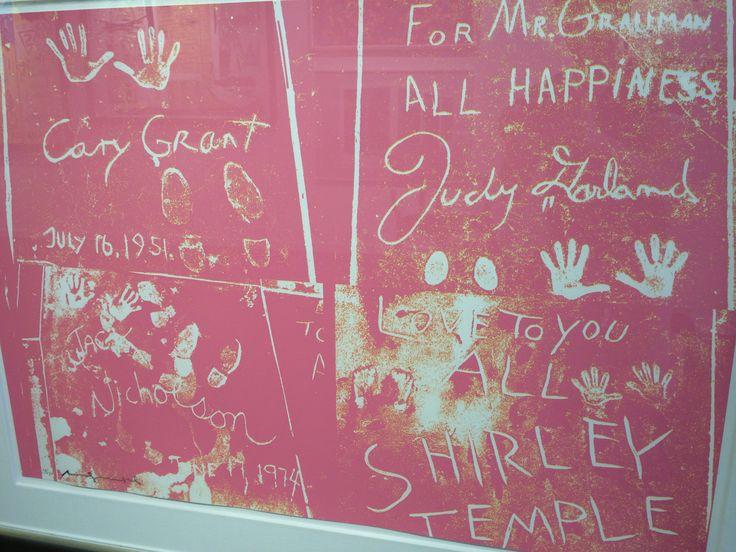 Handprints!