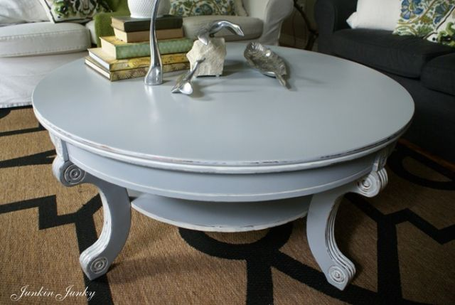 coffee table makeover | Coffee table makeover, Painted ...