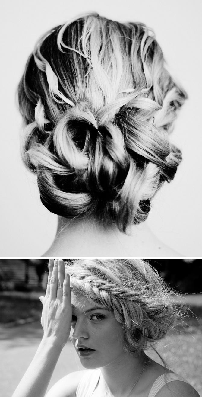 Braids and braids and braids.