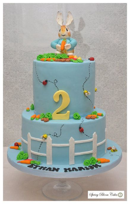 637 best Beatrix Potter Cakes images on Pinterest Peter rabbit