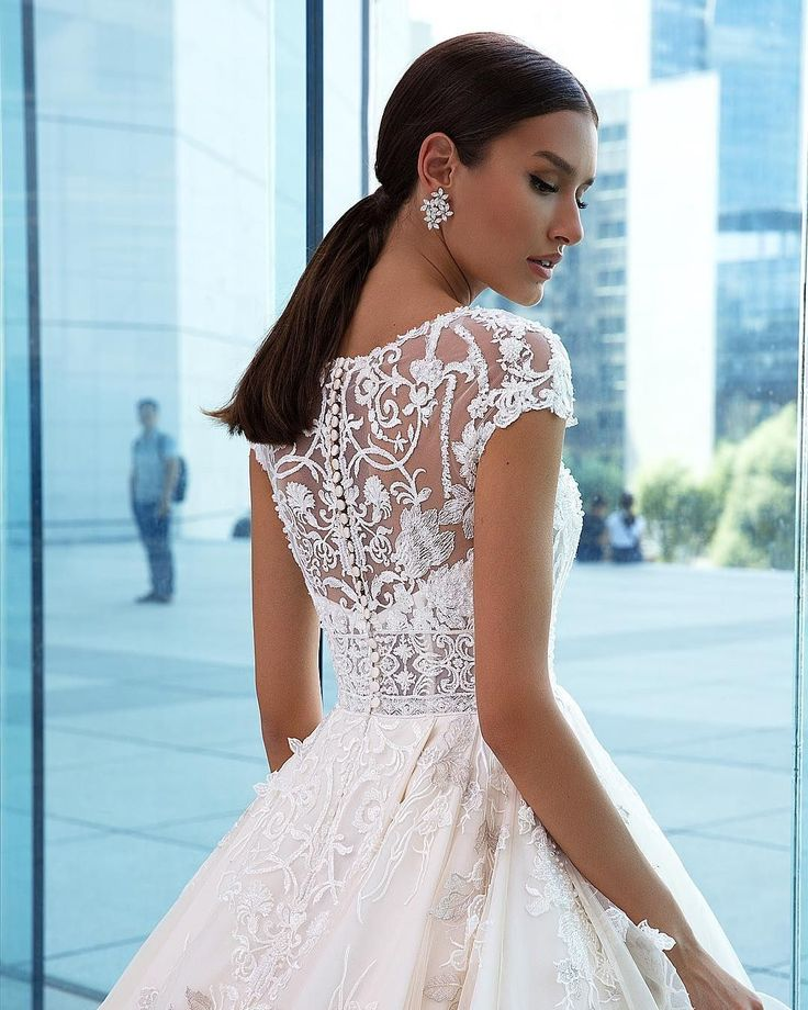 120 wedding dresses with gorgeous back details - fabulous wedding dress, ...