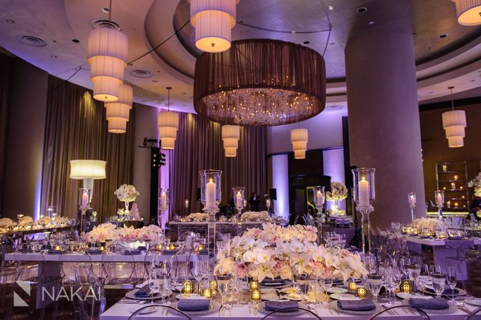 One Of Chicago S Best Wedding Reception Venues The Ballroom At Wit Hotel Unique E For A Overlooking State Street Fun G