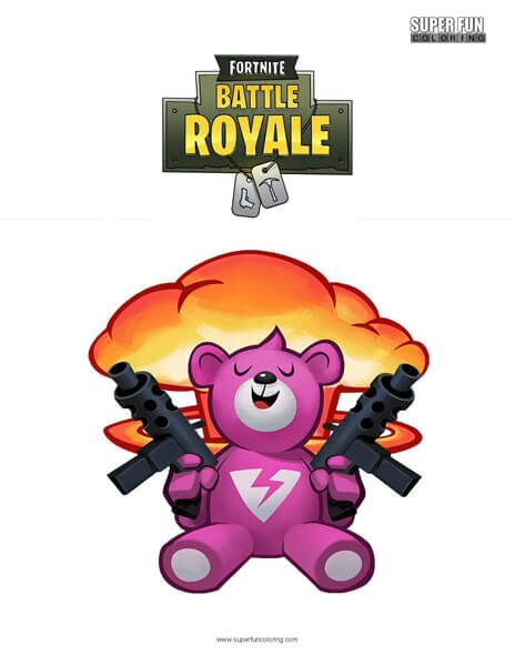 fortnite brite bomber coloring page  cool coloring pages
