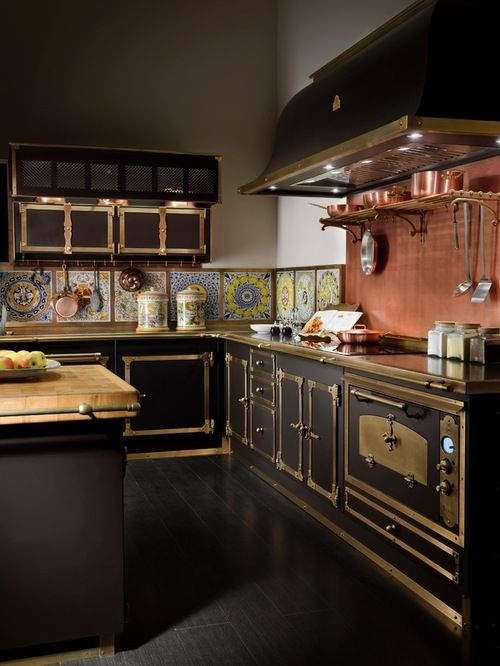 15 best Cozinha Steampunk images on Pinterest | Kitchens, Home ideas ...