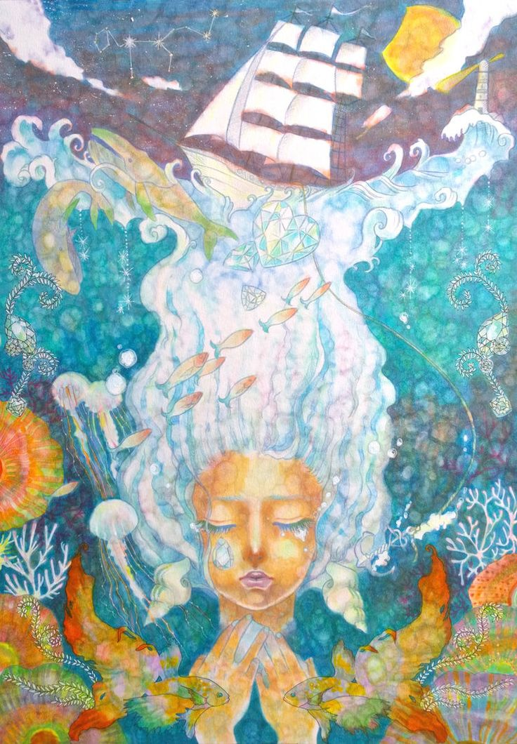 Aquamarine by Reina-Ruuska on deviantART