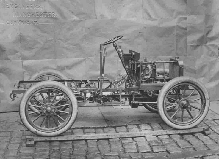 RREC - Rolls-Royce Enthusiasts' Club - The Royce Prototypes 1904