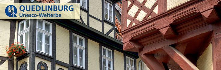 CULTURE & TOURISM|Seite|Quedlinburg - Portal der UNESCO Welterbe-Stadt am Harz