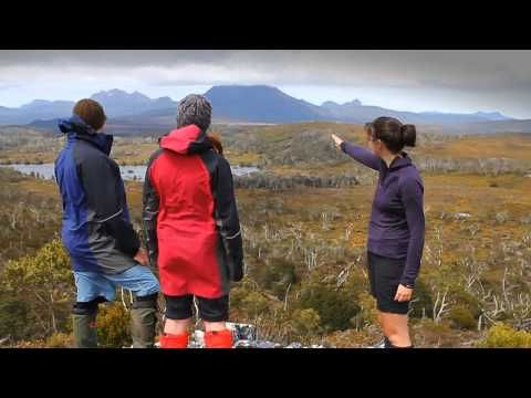 Walk the Overland Track, Tasmania with Cradle Mountain Huts and the Walking Connection www.walkingconnection.com #walk #hike #australia #travel
