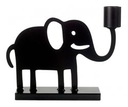 Bengt & Lotta Elephant Candle Holders, the perfect Christmas gift