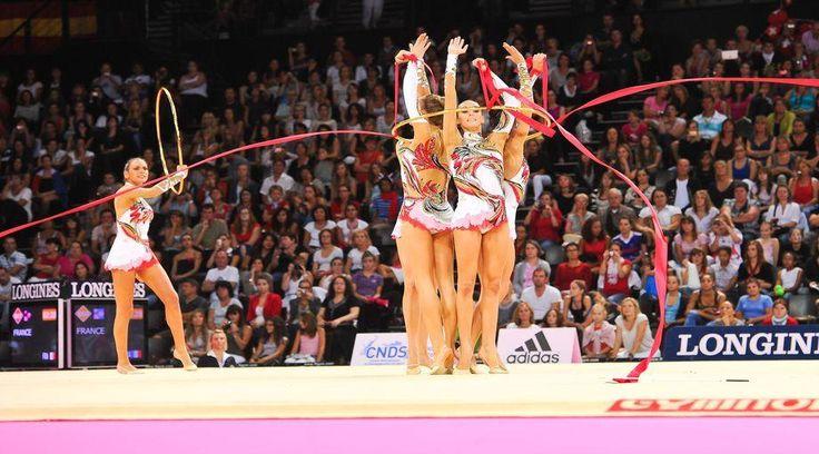 BRONZO:Ginnastica ritmica-Concorso a squadre-Londra 2012 -Elisa Blanchi/Romina Laurito/Marta Pagnini/Elisa Santoni/Anzhelika Savrayuk/Andreea Stefanescu