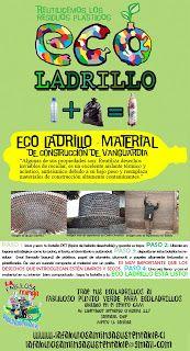 ECO LADRILLO: Cómo Hacer un Ecoladrillo