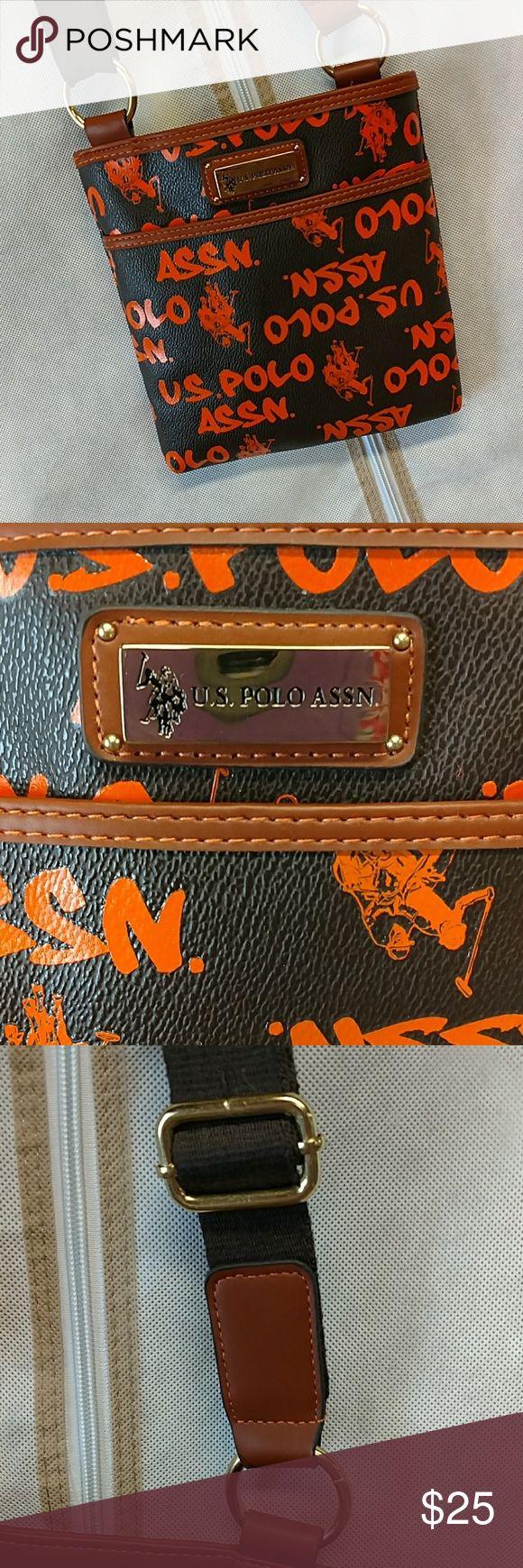 US Polo Assn cross-body bag NWOT NWOT U.S. Polo Assn. Bags