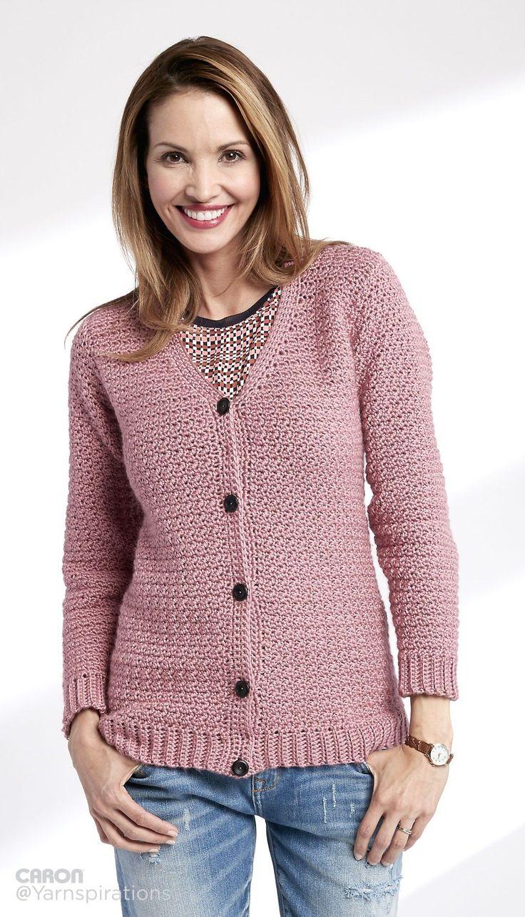 Best 25+ Crochet cardigan pattern ideas on Pinterest ...