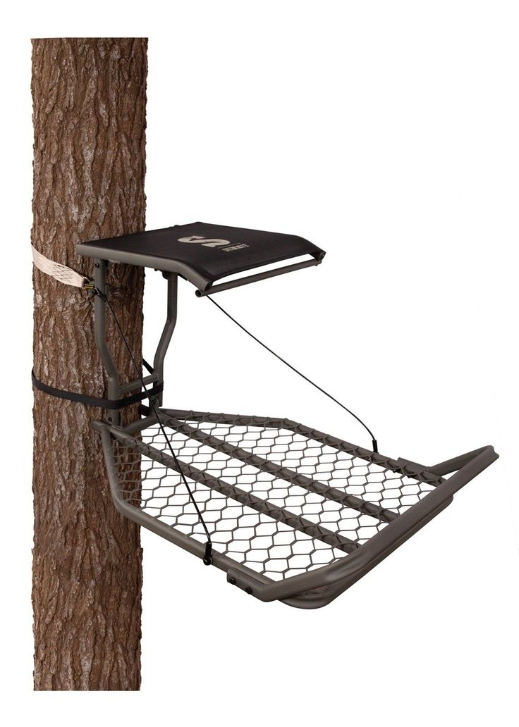 Summit Treestands Mammoth Hang On Stand Folding Seat 300 lb Capacity Hunting