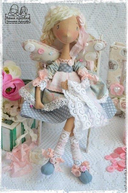 Коллекционные куклы ручной работы. Ярмарка Мастеров - ручная работа Ангел рукоделия. Handmade.