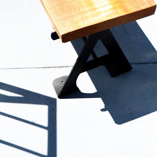 Laser A bench seat. Store open 5 - 7 this evening for @inglewoodonbeaufort night markets. . . . . . #shopindustriale #beafortstreet #inglewoodperth #industrialmaterials #minimalistfurniture #minimaliststyle #minimalinterior #lightandshadow #productphotograhy #perthinteriors #perthinteriordesign #perthinteriorstylist #pertharchitect #pertharchitecture #furnituredesign #originalfurniture #madeinwa