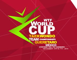 Queretaro, Mexico / December 6-7, 2014 G-2 ranking event - 1st Placed team: 20 points - 2nd placed team: 12 points - 3rd placed teams: 7.20 points - 5th placed teams: 4.32 points Δεκαέξι (16) ομάδε...
