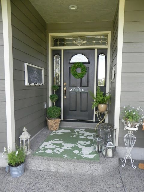 25 best ideas about summer front porches on pinterest decorating front porches summer porch. Black Bedroom Furniture Sets. Home Design Ideas
