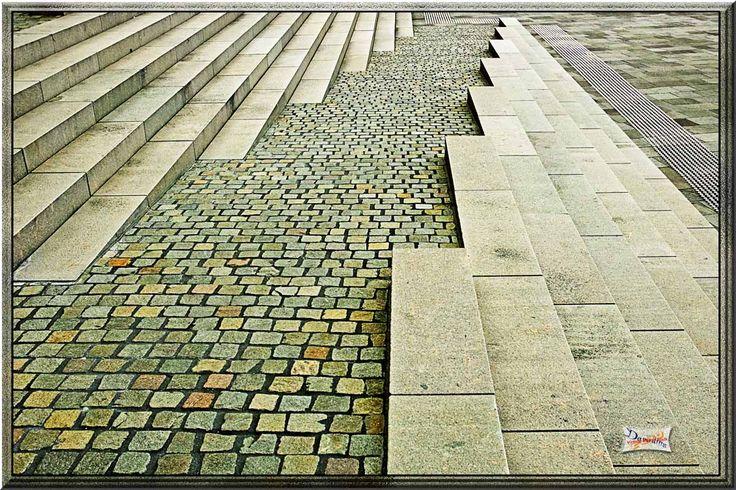 Stair/ramp