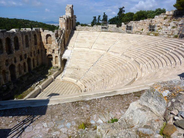 Dionysos theatre - Athènes