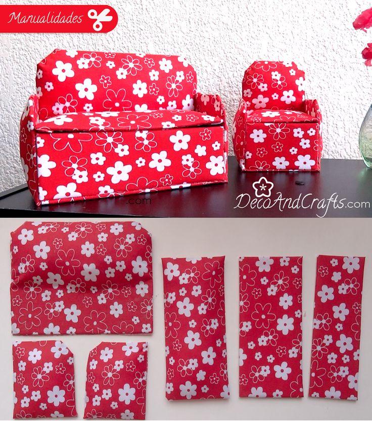 Organizador de costura , Costurero Manualidad con carton