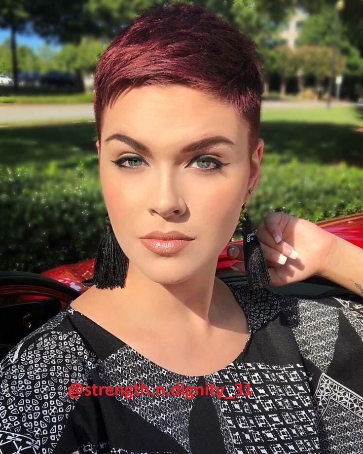 Die besten Promi-Kurzhaarschnitte Frauen Frisuren