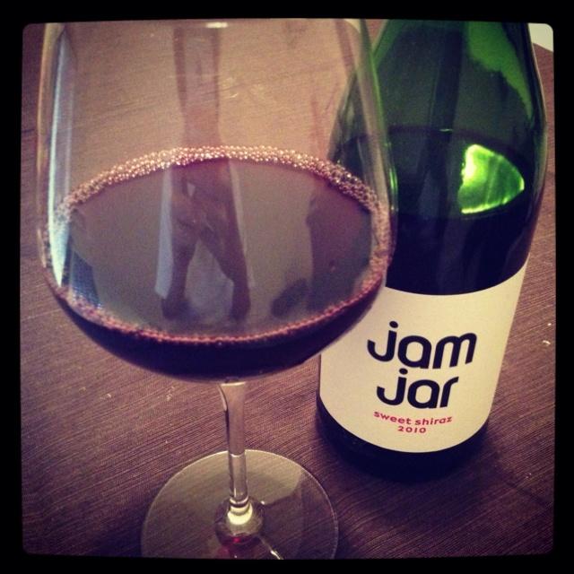 Jam Jar - Sweet Shiraz
