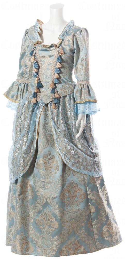 Lady Amadeus Colonial Woman Dress Colonial Dress