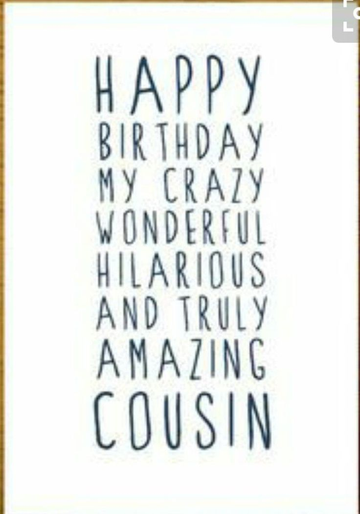 Happy Birthday To The Greatest Cousin Memes