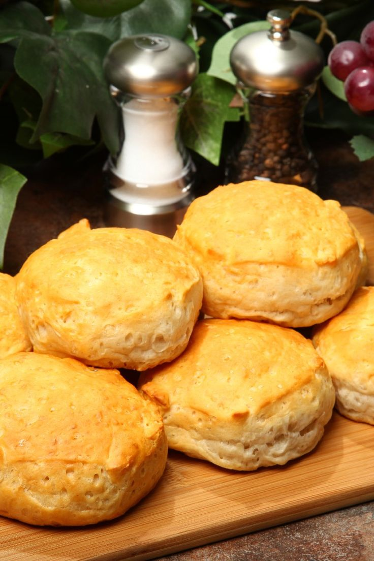 Super Quick Cream Biscuits Recipe - Only 3 Ingredients and Ready in 15 Minutes!
